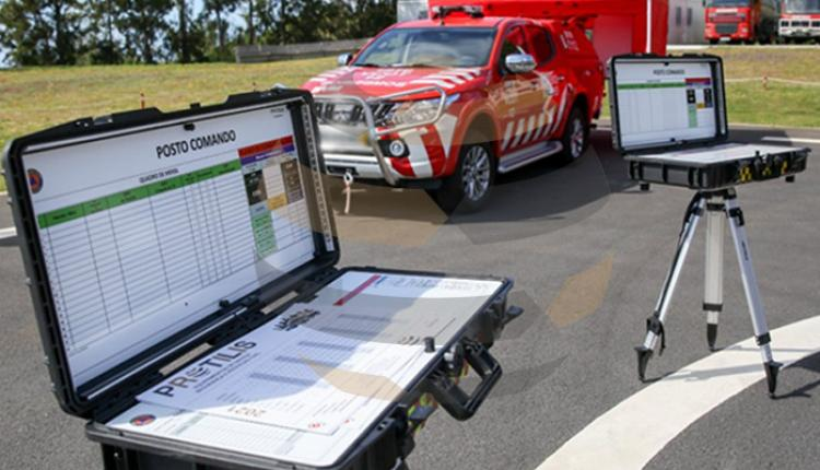 Mobile Command Posts equip the Madeira Island SRPC